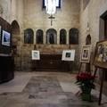 La chiesa di San Giovanni come una galleria d'arte: in mostra le opere di Angela Maria Lettini
