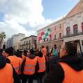Protesta dei gilet arancioni, Santorsola: «Hanno fatto bene a protestare»