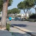 Scontro tra auto e moto in via Martiri di Palermo: un ferito