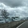Tamponamento sulla 16bis, tre i mezzi coinvolti: traffico in tilt