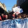 """Anche a Trani la manifestazione Global Strike For Future: centinaia di studenti al grido di  """"Il futuro siamo noi """""""