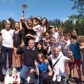 La scuola Baldassarre campione regionale di Atletica Leggera