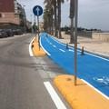 Restyling della pista ciclabile, conclusi i lavori
