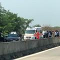 Incidente sulla 16bis tra Trani e Bisceglie: forti disagi alla circolazione