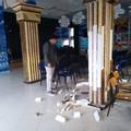 Atti vandalici alla scuola media Baldassarre: diversi i danni
