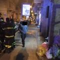 Forte boato nella notte: bomba alla farmacia Silvestris