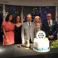 Rotary Club Trani, passaggio del martelletto da Angela Tannoia a Pasquale Vilella