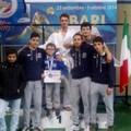 I ragazzi dell'A.S.D. Guglielmi conquistano quattro medaglie