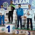 Judo Trani, conquista l'oro Francesca Romanelli