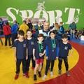 Lotta, trionfo della Judo Trani al Gran premio Giovanissimi del Nord Italia