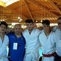 Alla Coppa Italia di Judo Sebastiano Alicino conquista la cintura nera 2°Dan