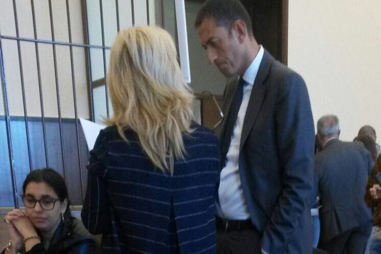 Amedeo Bottaro presente al processo Zanni