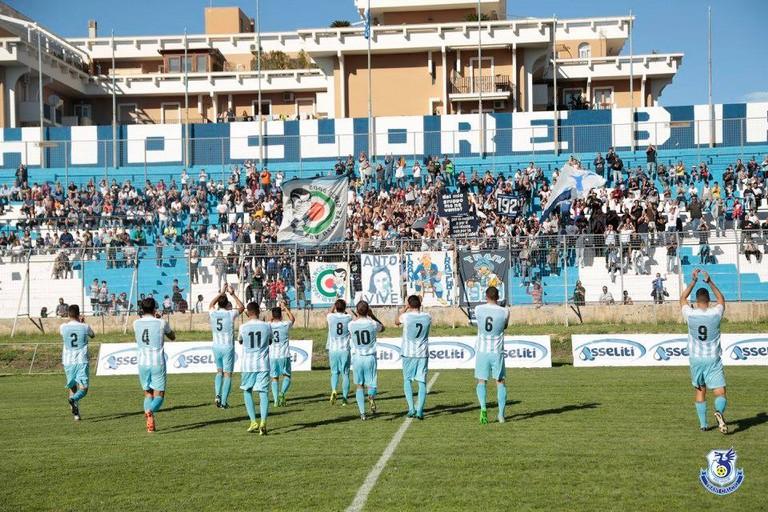 Coppa Italia, la Vigor attende il Bitonto al Comunale