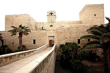 Castello Svevo Trani 1