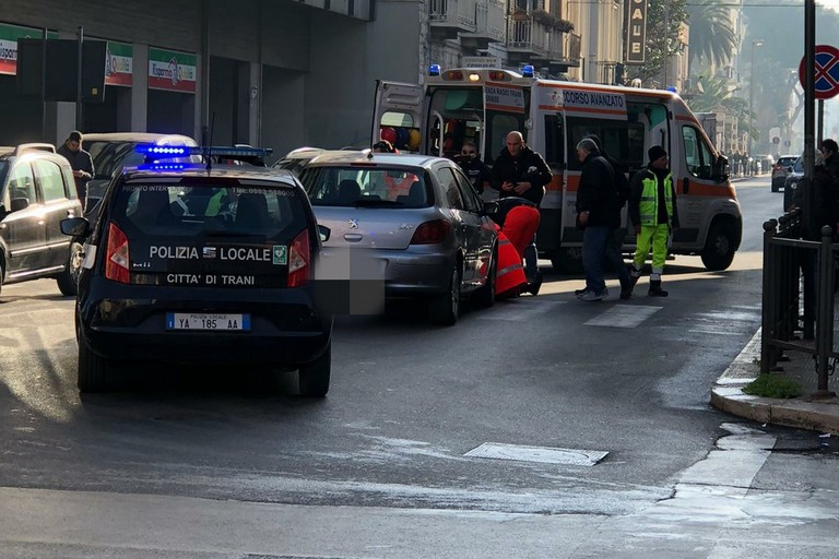 Incidente via Malcangi