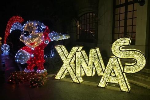 Natale in Villa comunale