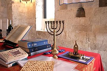 Chanukkà - Comunità ebraica di Trani