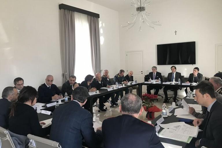 Comitato provinciale ordine sicurezza