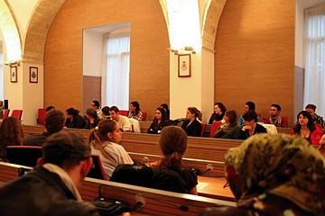 Conferenza di presentazione presso la sede della provincia