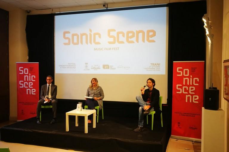 Conferenza sonic scene
