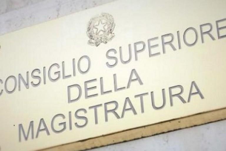 Consiglio Superiore Magistratura