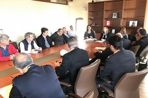 Comitato viabilità in Prefettura