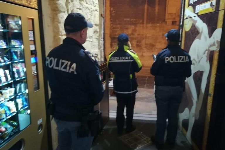 Polizia locale e di Stato
