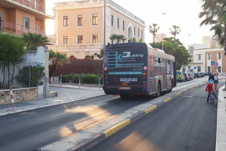 Autobus in panne