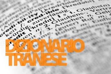 Dizionario Tranese