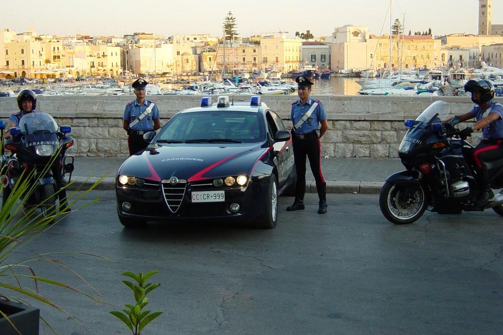 Carabinieri di Trani