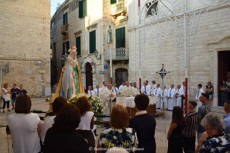 Restauro della Sacra Immagine di Sant'Anna