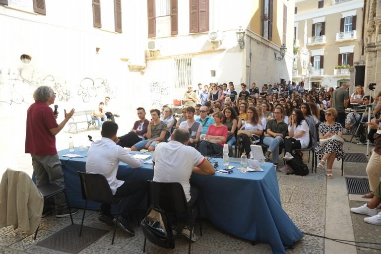 Dialoghi di Trani, si alza il sipario sulla XVIII edizione: il programma di oggi