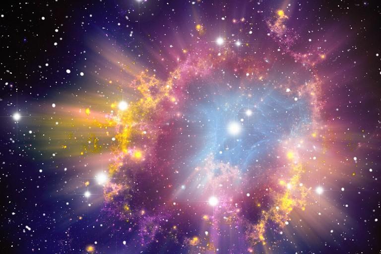 esplosione di una stella