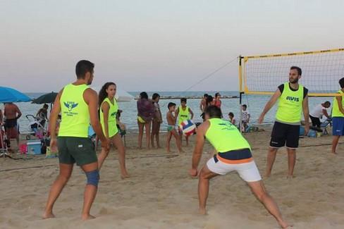 weekend della solidarietà beach volley