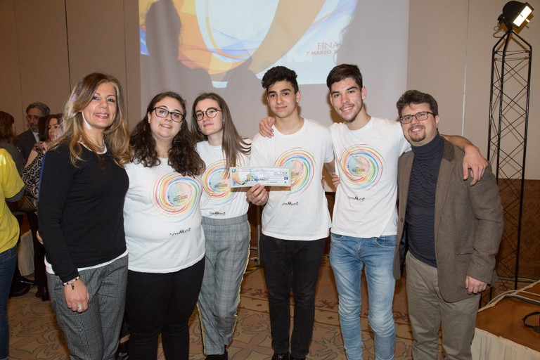 L'istituto Moro vince le Olimpiadi di Service learning 2018 a Firenze