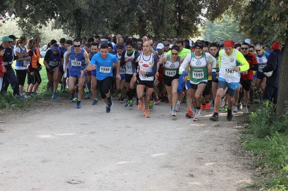 Terza gara di cross