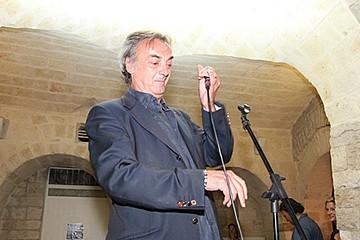 Gianni Ciardo al Portulaca di Trani