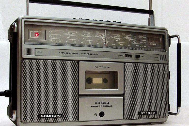 radio anni 80