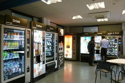 H24 - distributori automatici