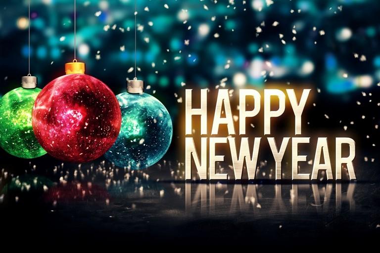 Buon anno - happy new year