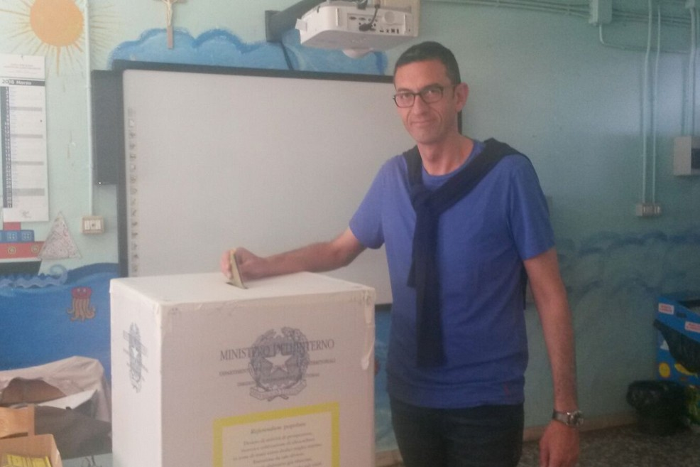 Referendum, in sindaco Bottaro al voto