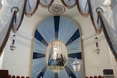 Madonna dell'apparizione