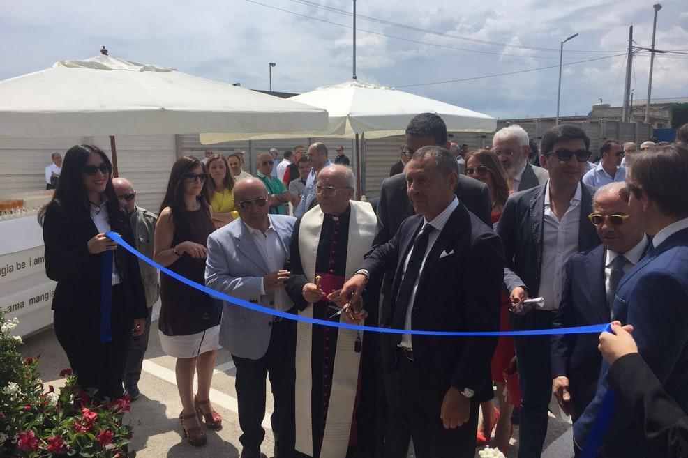 Inaugurata la nuova sede Stp