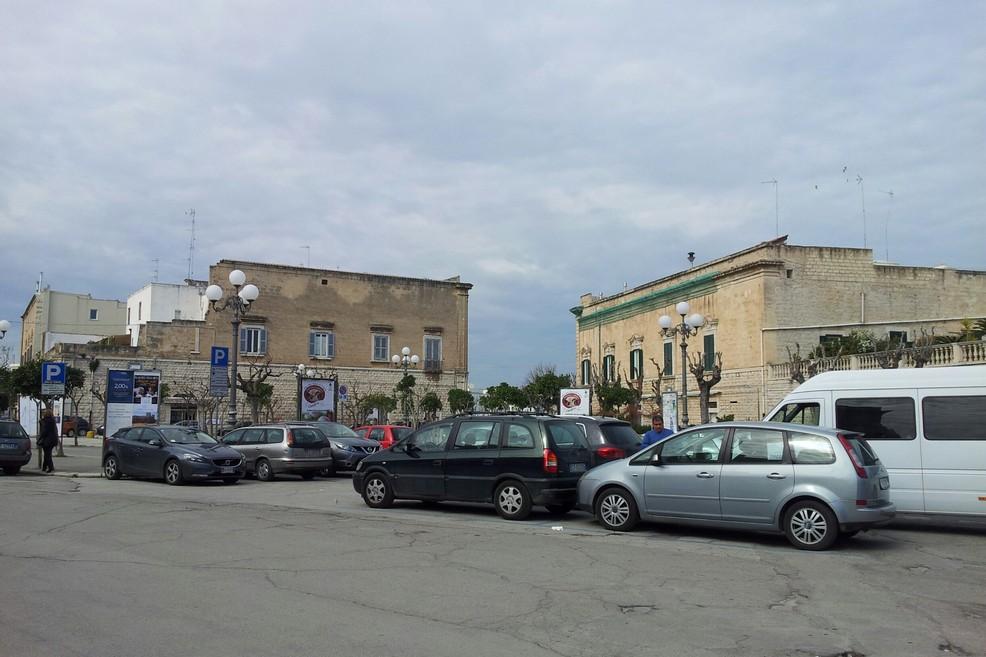 Parcheggio piazza Plebiscito