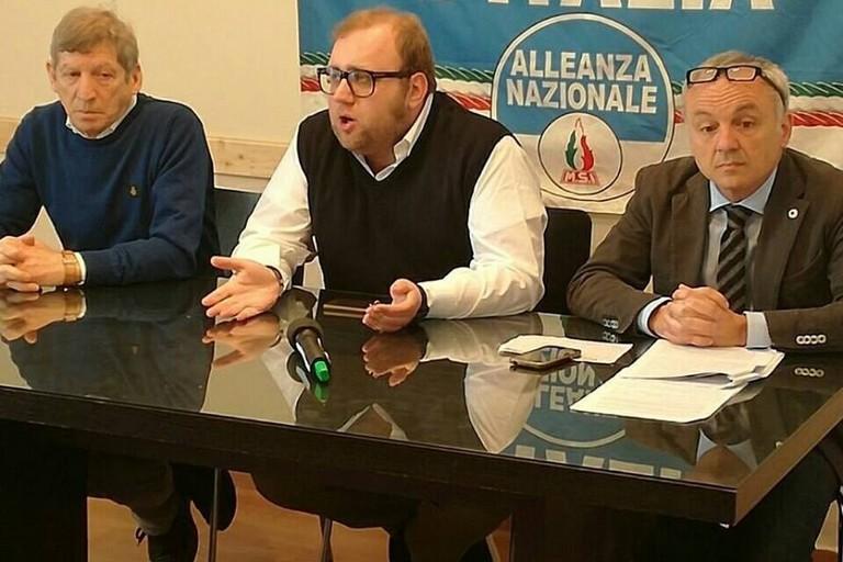 Fratelli d'italia, Trani
