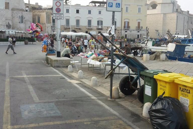 Porto: posti auto per disabili occupati