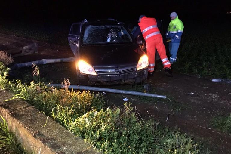 Incidente sulla Trani-Corato, tra i feriti un 36enne
