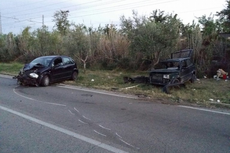 Incidente mortale tra Trani e Barletta