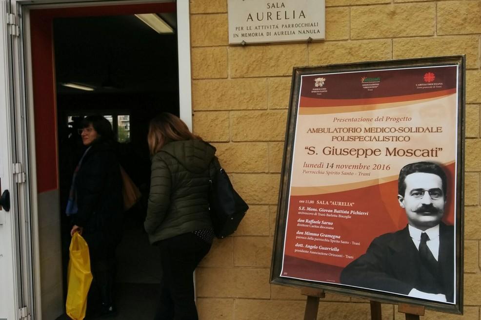 Centro solidale Giuseppe Moscati