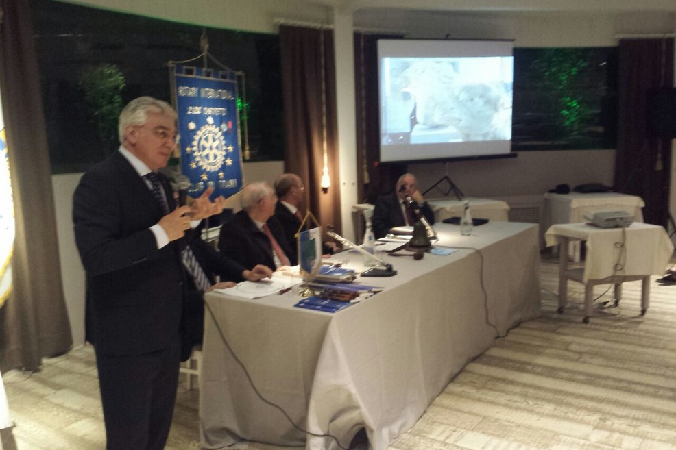 Rotary Club, Premio professionalità 2017